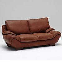 【売価お問い合わせください】 カリモク karimoku ソファー 長椅子 ZS9703WK モカブラウン色