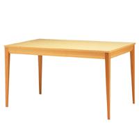 天童木工 T-2613WB-NT テーブル ホワイトビーチ (ナチュラル)