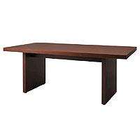 天童木工 T-6827WN-BW テーブル ウォールナット (BW色) 幅180cm