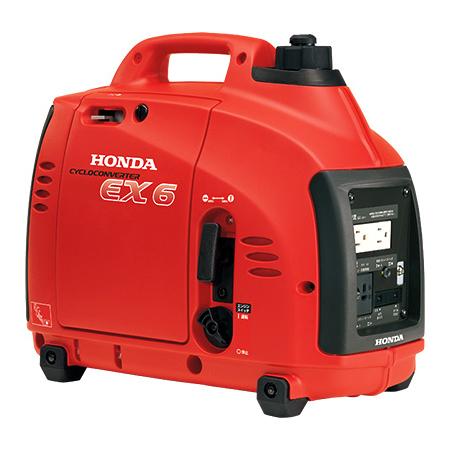 本田电力设备 EX6 交交变频器系列轻超低噪声类型本田 EX6JN EX6K1JN