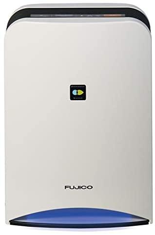 BlueDeo 富士の美風 MC-S1 フジコー 空気清浄機 白 消臭 除菌 PM2.5集塵 静音 FUJICO ブルーデオ【送料無料】