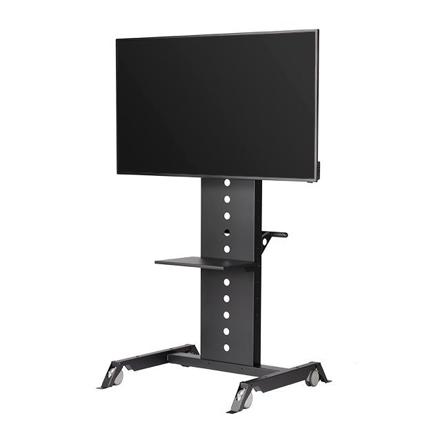 SDS 電子黒板用スタンド MI-4870 ブラック テレビスタンド エスディエス MI4870【代引き不可】【車上渡し】【個人宅配送不可】