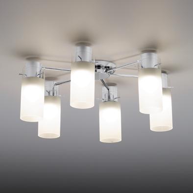 yamagiwa(ヤマギワ) 天井照明 E-LED SERIES(M-TYPE) C2177 LED電球対応 シャンデリア ガラス【送料無料】【代引不可】【要電気工事】【ランプ別売】