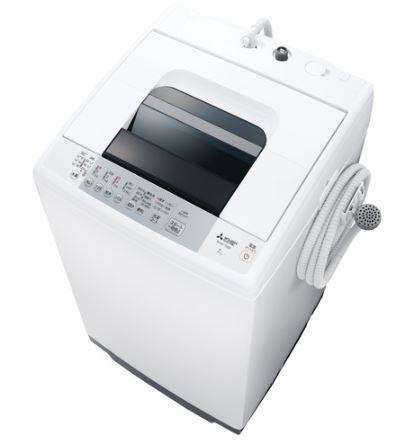 三菱電機 MITSUBISHI ELECTRIC 洗濯機 MAW-70BP 風脱水機能付