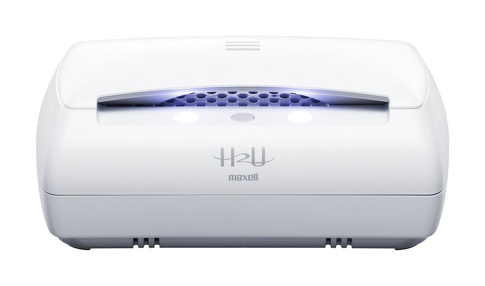 【送料無料】maxell 風呂用水素生成器H2U h2u MAXELL Maxell水素浴 水素入浴