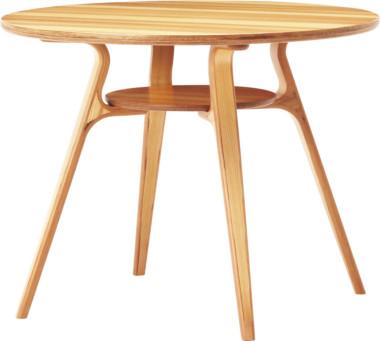 テーブル 天童木工 F-2738SG-NT スギ圧密材(ナチュラル)