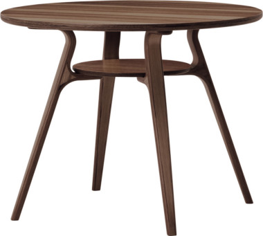 テーブル 天童木工 F-2738SG-AG スギ圧密材(AG色)