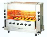 アサヒサンレッド 業務用同時両面焼きグリラー NEW武蔵 SGR-N90