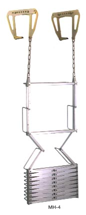 【売価お問い合わせください】 避難梯子 ハイパーはしご