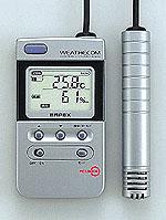 高精度デジタル 温度計・湿度計 ウェザーコム EX-501 お値段についてはご相談ください。 その後にお客様専用ページにてご購入頂きます。