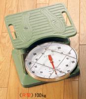 富士計器製造 盤面水平体重秤 R型100kg