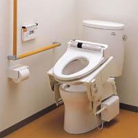 TOTO トイレリスト(アームレストなしタイプ) EWCS140J