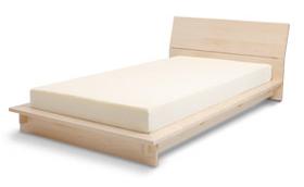 Bed-3 80×200 電動タイプ2台セット(クイーン相当) 15cmコンビマットレス付(160cm幅)