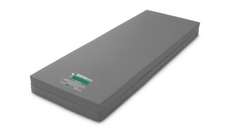 テンピュール tempur MEDコンビマットレス 【83x191x15cm グレー 縫製タイプ】