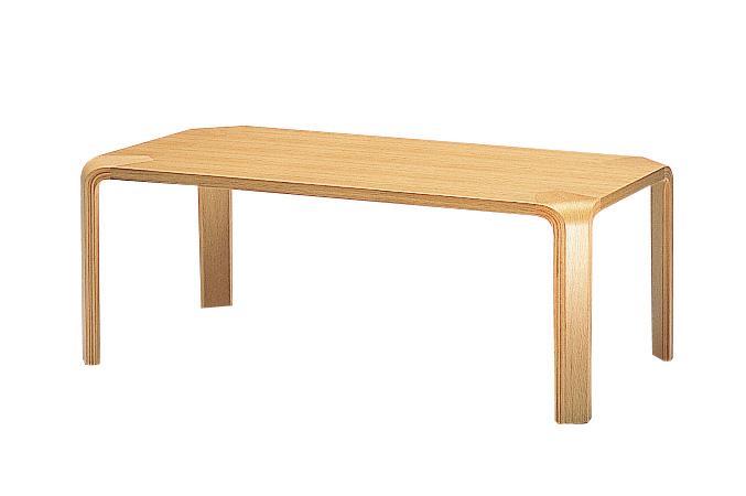 天童木工 T-2002WB-NT テーブル ホワイトビーチ (ナチュラル)