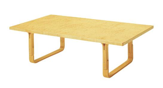 天童木工 M-0251IT-NT テーブル (ナチュラル)