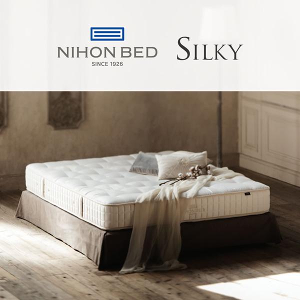 【関東設置無料】日本ベッド シルキークチュール マットレス シングルサイズ Silky Couture 【マットレスのみ】