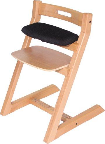 ホップルチョイス 専用カバー CHBCBK 黒 価格 スモールシート用 カバーのみ セール特価 Hoppl キッズ専用クッション CH-BC-BK チョイスベビー ホップル チョイスシリーズ専用クッションカバー 椅子本体は付属しません ブラック