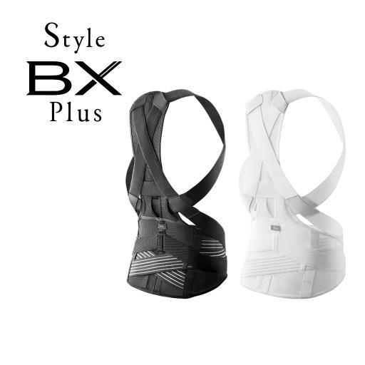 背中から腰まで、本格姿勢サポート スタイルビーエックスプラス Style BX DX スタイルBXデラックス スタイルビーエックスデラックス YSAF03/YSAF02 【あす楽】Style BX Plus ブラック/ホワイト S/M/L 男女兼用 MTG スタイルBXプラス YS-AF03/YS-AF02【送料無料】