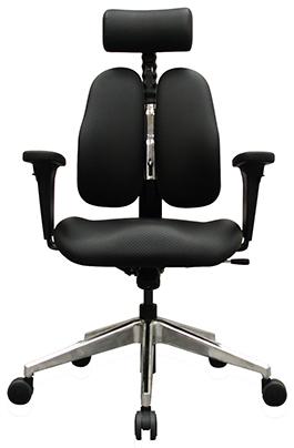 Japan Telphone shopping: Duo rest Office Chair DR-7550GD ...