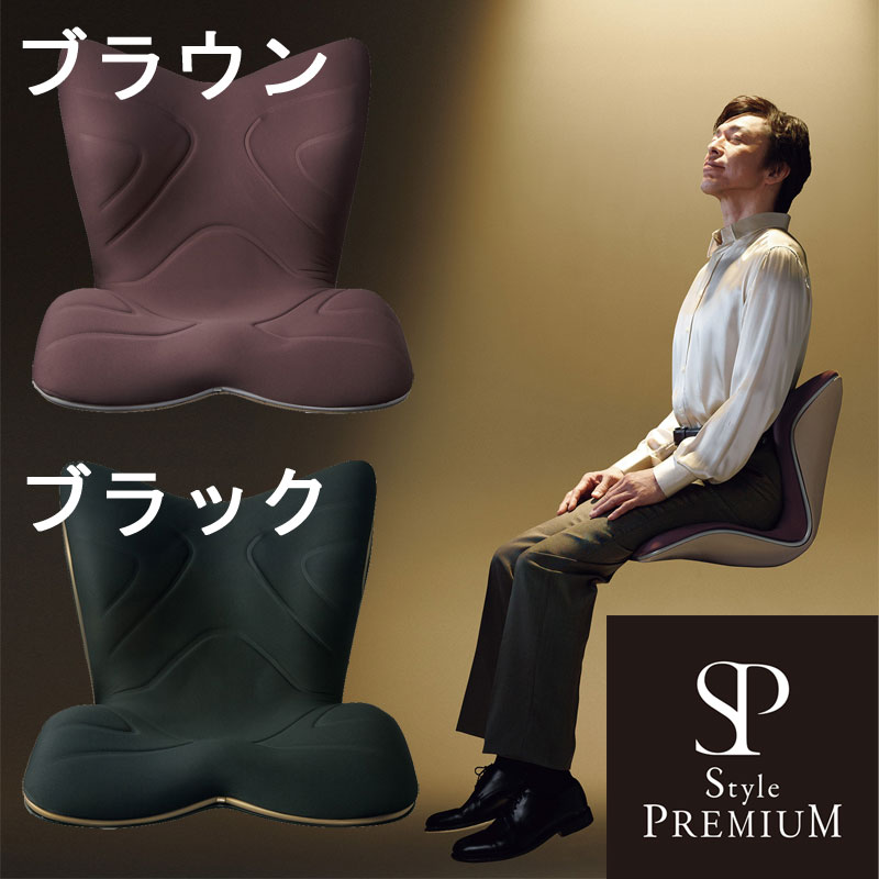 【1000円クーポン有】 スタイルプレミアム Style PREMIUM MTG正規販売店 骨盤 クッション 姿勢サポートシート 座椅子 BSPR2004F