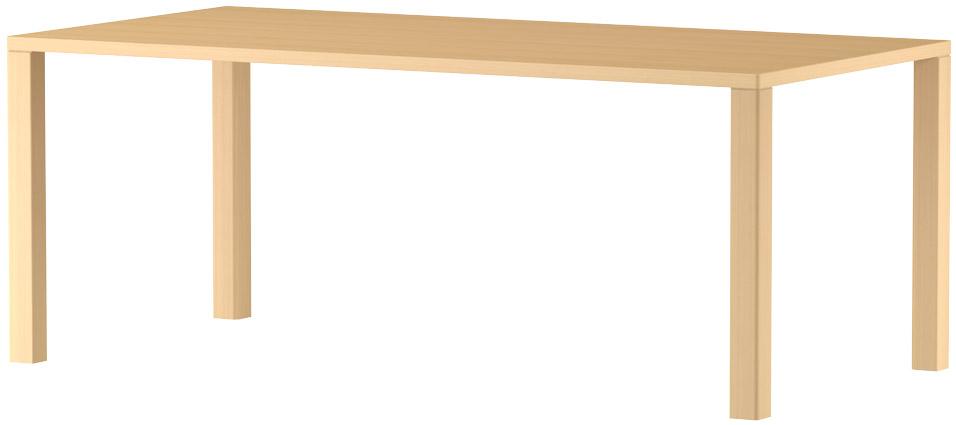 MARUNIマルニ n(エヌ)ダイニングテーブルNo.1360-93-0180【張地変更ご相談下さい】