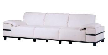 売価、納期などお問い合せください!モビリアMOBILIA 3人掛けソファ(木部メーブル材)MS5530MFB