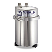 Seagull IV シーガルフォー浄水器 業務用タイプ X-6(SS) ※受注生産品