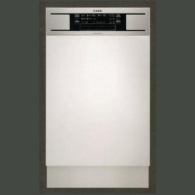 【売価お問合せ下さい】AEG Electrolux 45cm食器洗い機 F78450IM0P