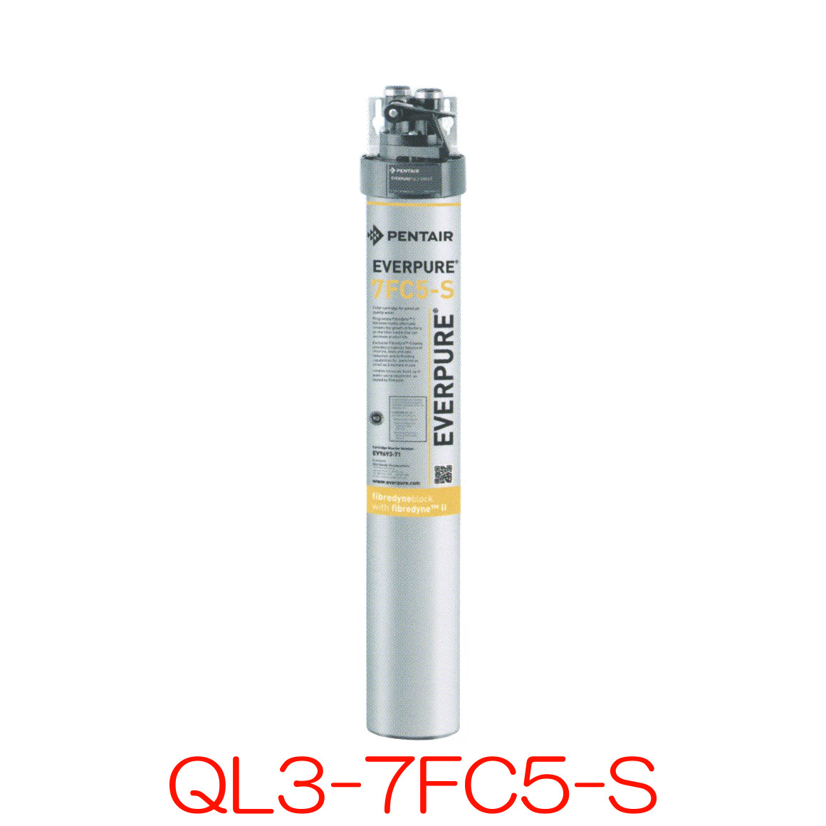 エバーピュア 業務用浄水器 QL3-7FC5-S