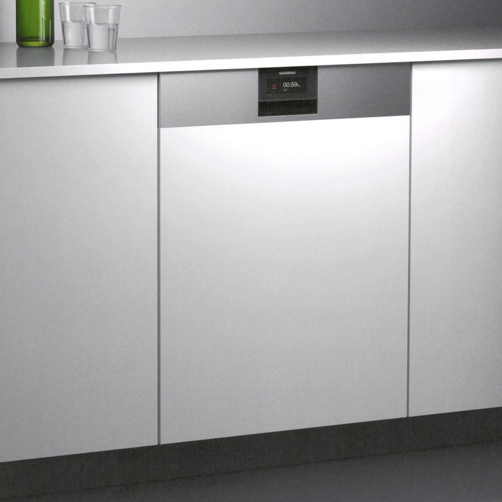 【売価お問合せ下さい】GAGGENAU(ガゲナウ) ビルトイン専用60cm食器洗い機 DI250-461