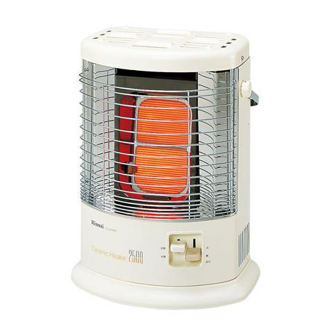 【あす楽】リンナイ ガス赤外線ストーブ R-652PMSIII(A) プロパンガスLPG用【ガスコードは別売です】