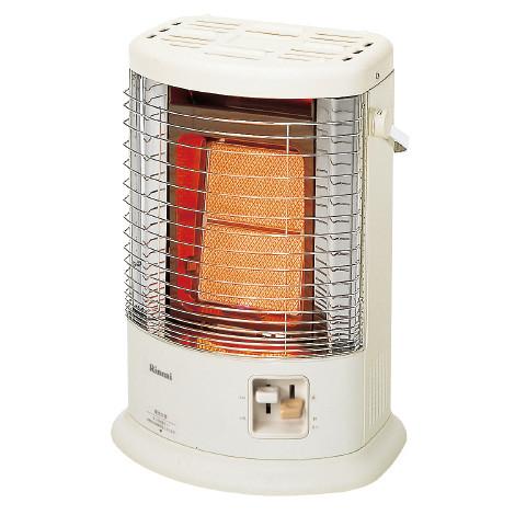 【あす楽】【送料無料】リンナイ ガス赤外線ストーブ R-852PMSIII(C) 都市ガス13A用【ガスコードは別売です】