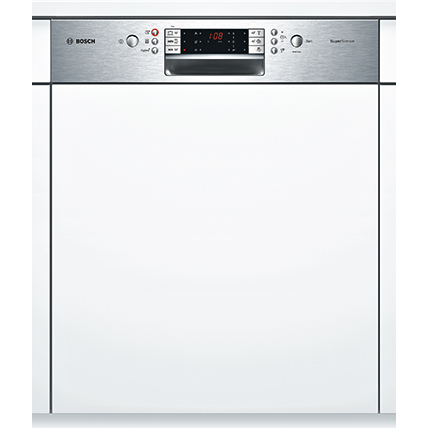 BOSCH(ボッシュ) 食器洗い機 60cm ビルトインタイプ SMI69N75JP フロントパネル仕様