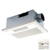 【納期お問合せ下さい】高須産業 浴室換気乾燥暖房機 天井取付タイプ/1室換気・100Vタイプ BF-231SHA