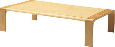 天童木工 座卓 T-2316MP-NT メープル (ナチュラル)