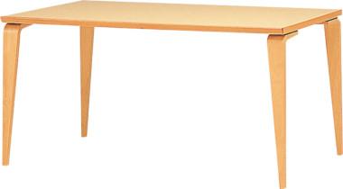 天童木工 ダイニングテーブル T-2656WB-NT(ナチュラル)