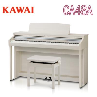 【搬入設置付】【専用椅子・ヘッドホン付】【先着で素敵なプレゼント付♪】KAWAI 河合楽器製作所 カワイ / デジタルピアノ 電子ピアノ エレキピアノ Concert Artistシリーズ / CA48A【送料無料】