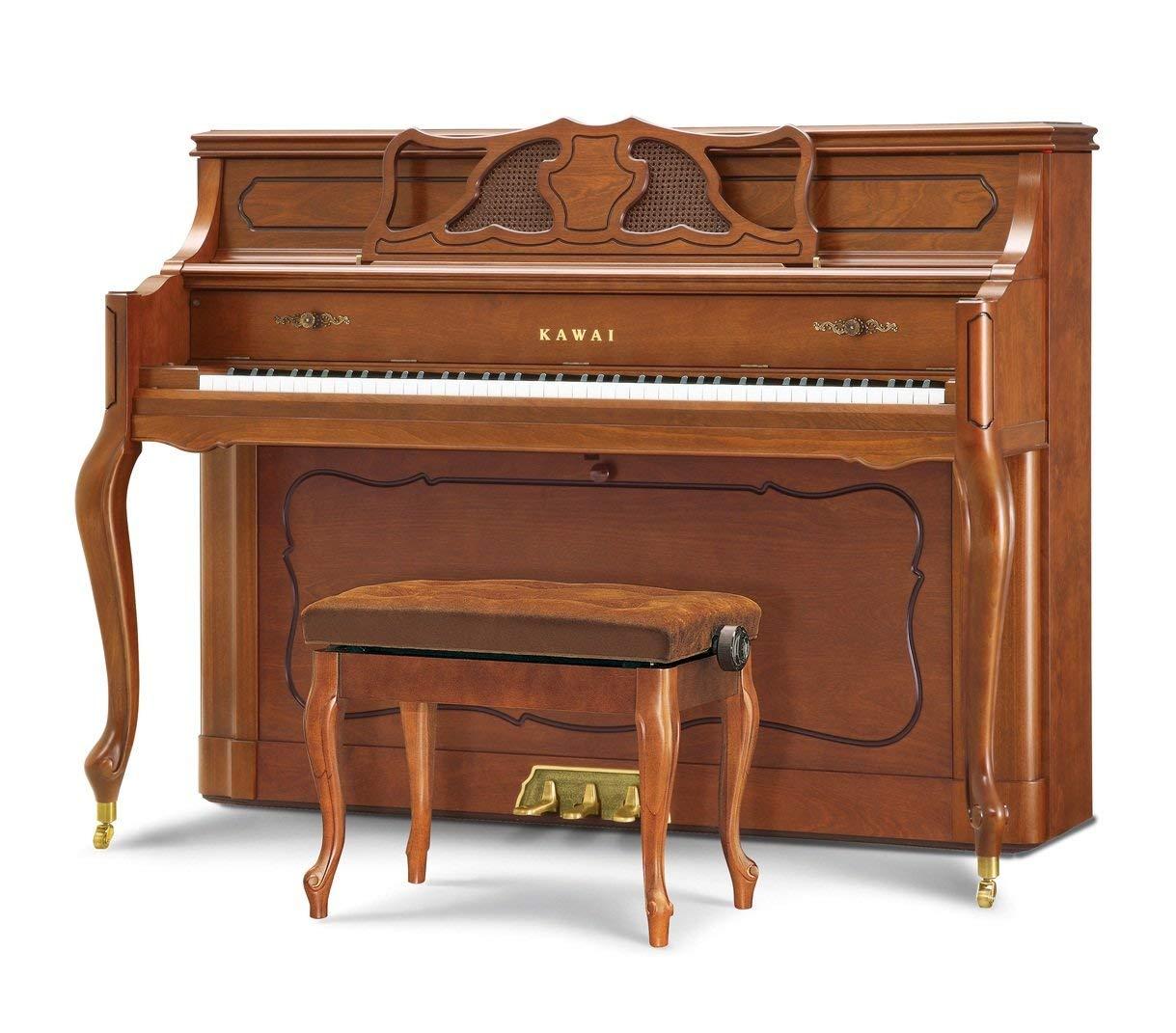 搬入設置付 専用椅子付 / KAWAI 河合楽器製作所 カワイ / アップライトピアノ Cシリーズ / C-880FRG / 送料無料 別売付属品もおまけ♪