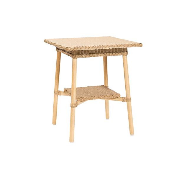 Lloyd Loom ロイドルーム / Tables テーブル(ガラス付) ガラステーブル / No.1193
