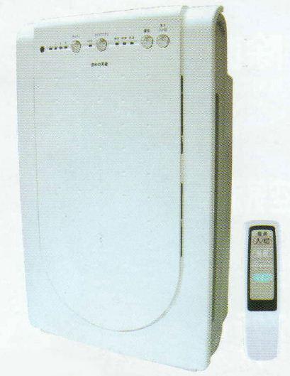 優美 高性能アクティブイオン 空気清浄機 流氷の天使 イオンデール YK-570R
