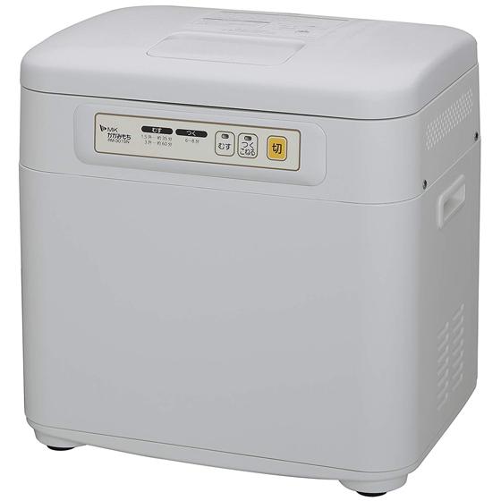 エムケー精工 餅つき機 かがみもち RM-301SN 1.5升~3升 送料無料 蒸し/つき/こねタイプ