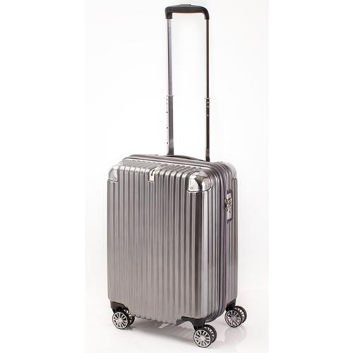 【在庫限り】TRAVELIST スーツケース ストリーク2 ジッパーハード 送料無料 38.5リットル トラベリスト STREAK