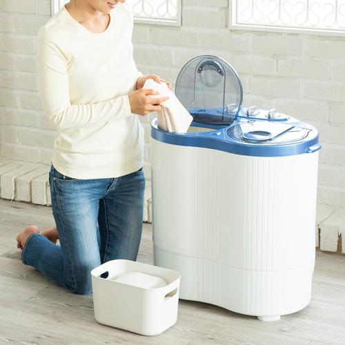 ベルソス 2槽式洗濯機 VS-H016 送料無料 極洗S 小型洗濯機 VERSOS