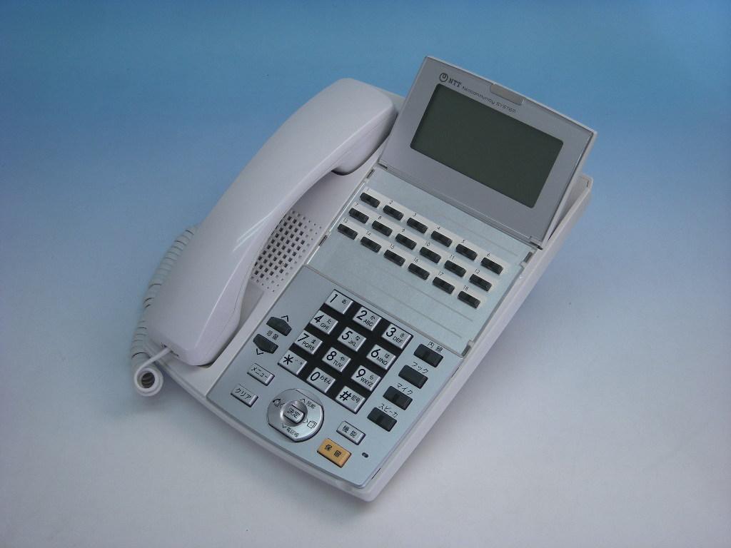 中古 NX- 永遠の定番 18 送料無料カード決済可能 STEL- 1 業務用電話機 オフィス機器 ビジネスホン W