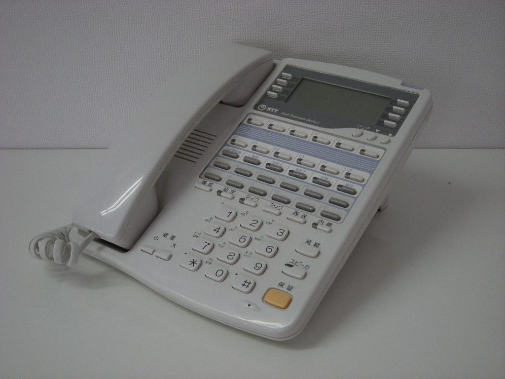 【中古】NTT MBS-12LRECSTEL 【ビジネスホン・業務用電話機】【お買い得!】