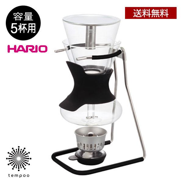 HARIO (5杯用) NXA-5 コーヒーサイフォン・ネクスト 【送料無料】 実用容量600ml ハリオ