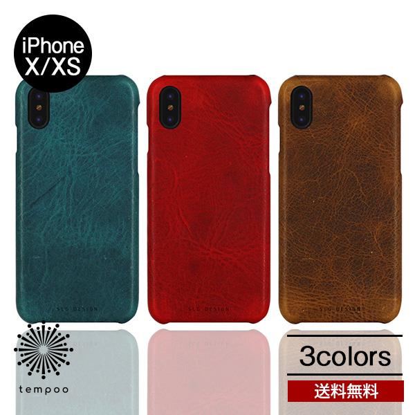 送料無料 メール便 iPhone X XS iPhoneX iPhoneXS アイホンケース 5.8インチ スマートフォン カバー roa SLG Design Badalassi Wax Bar case 牛革 ポリカーボネート アイフォン 人気 メンズ 女子 スマホ ケース レザー ロア エスエルジーデザイン tempoo