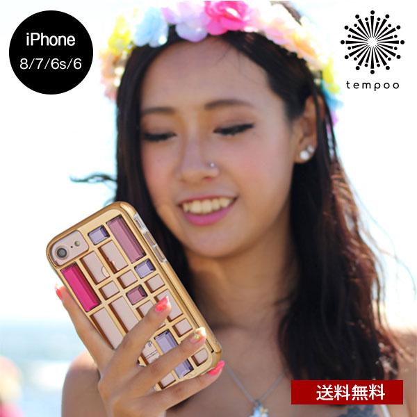 送料無料 メール便 iPhone 2020 SE 8 7 CASE MATE Caged Crystal Case Rose Gold アイフォン 4.7 ケースメイト スマホケース カバー シングル ケース キラキラ おしゃれ 人気 かわいい 水晶 クリスタル 大人 tempoo