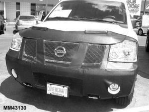 ノーズブラ ブラ フィット 04 - 08 ニッサン タイタン& アルマダ SUV